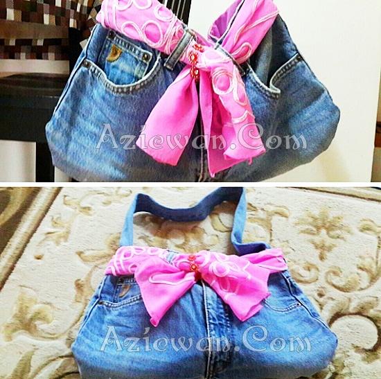Bag Jeans Handmade